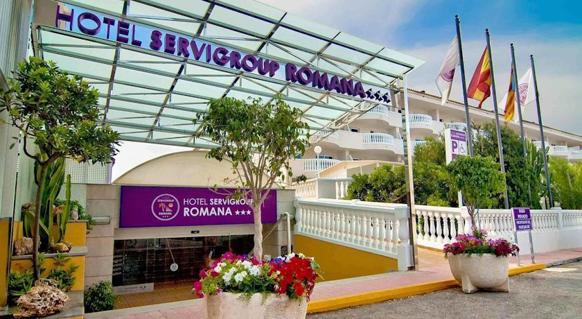 Hotel Servigroup Romana