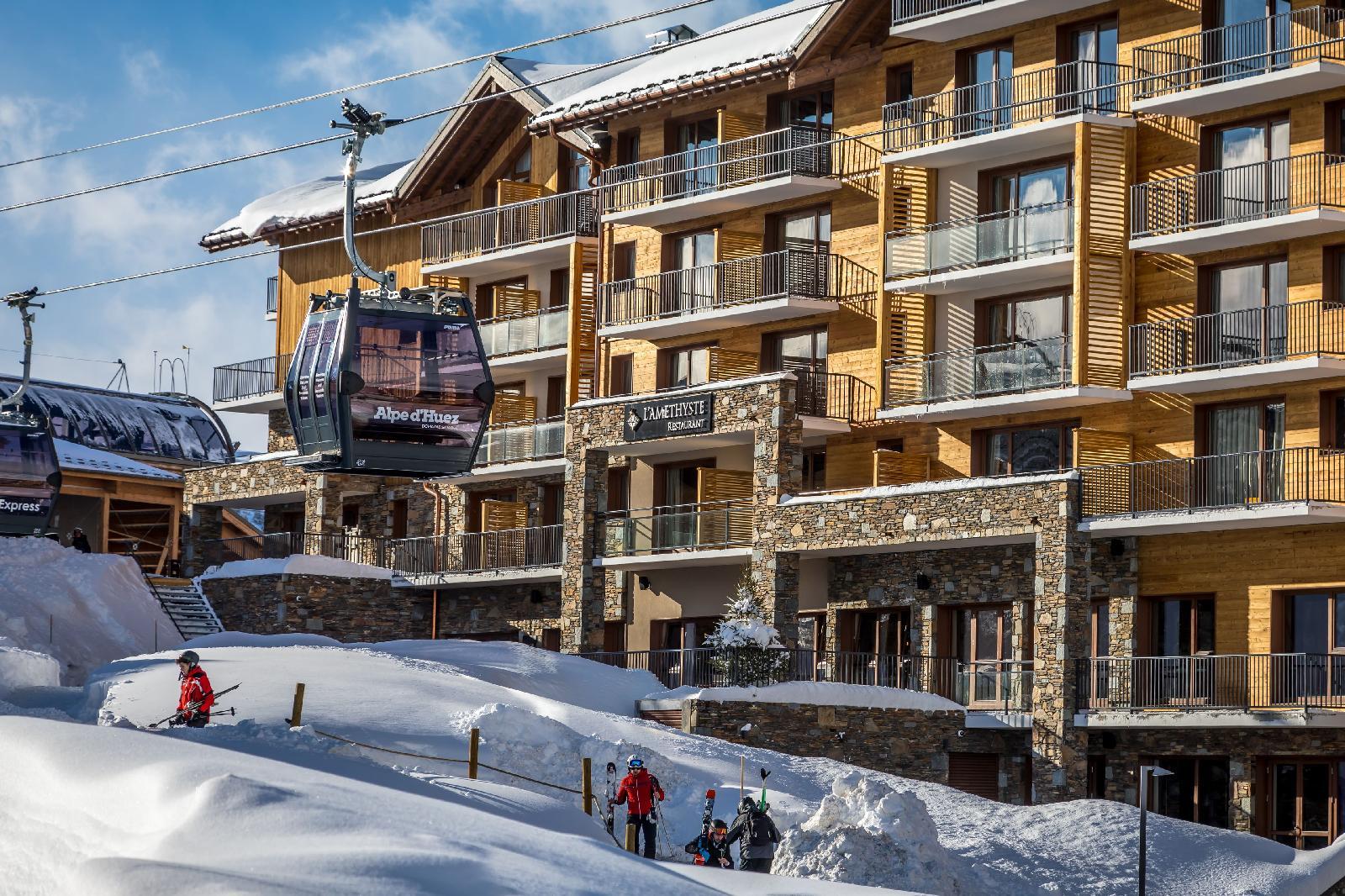 Hôtel Le Royal Ours Blanc