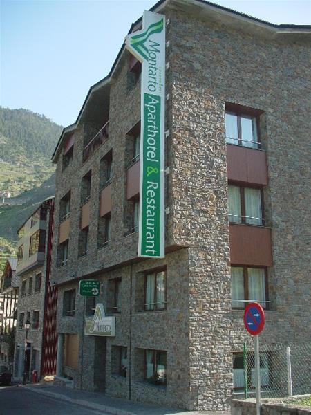 Aparthotel Montarto