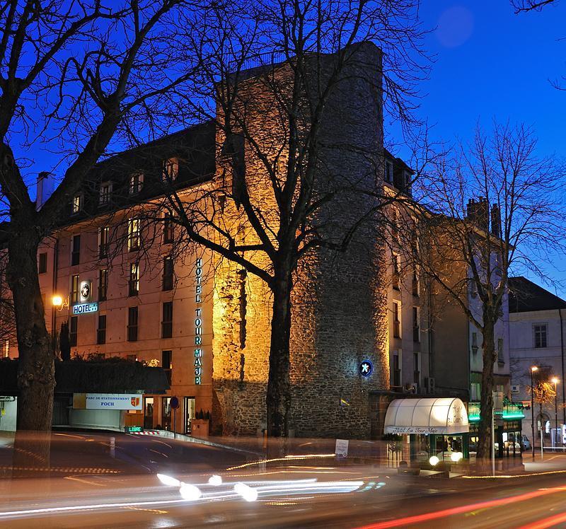 Hotel The Originals de La Tour Maje Rodez (ex Inte