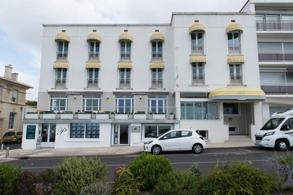 Hotel The Originals Royan Miramar (Ex Inter-Hotel)