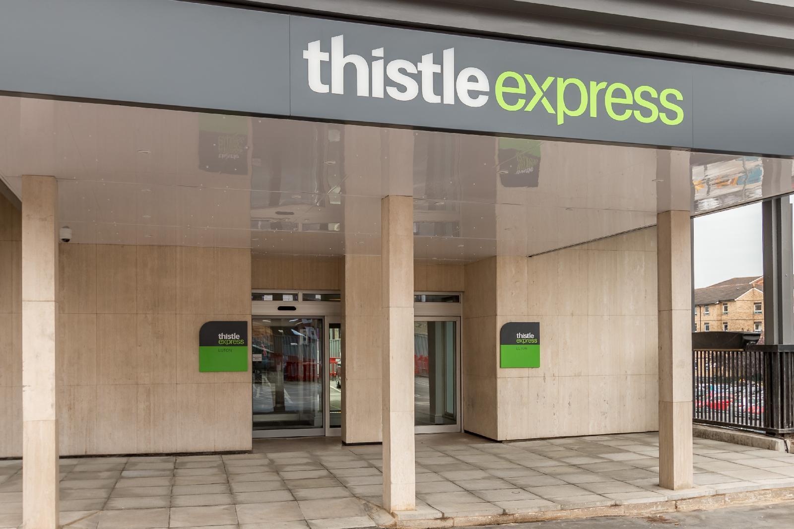 Thistle Express London Luton