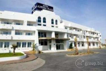 Almeria Plaza Suites