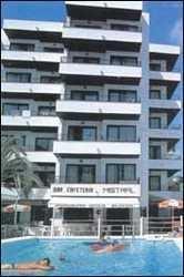 Apartamentos Mistral