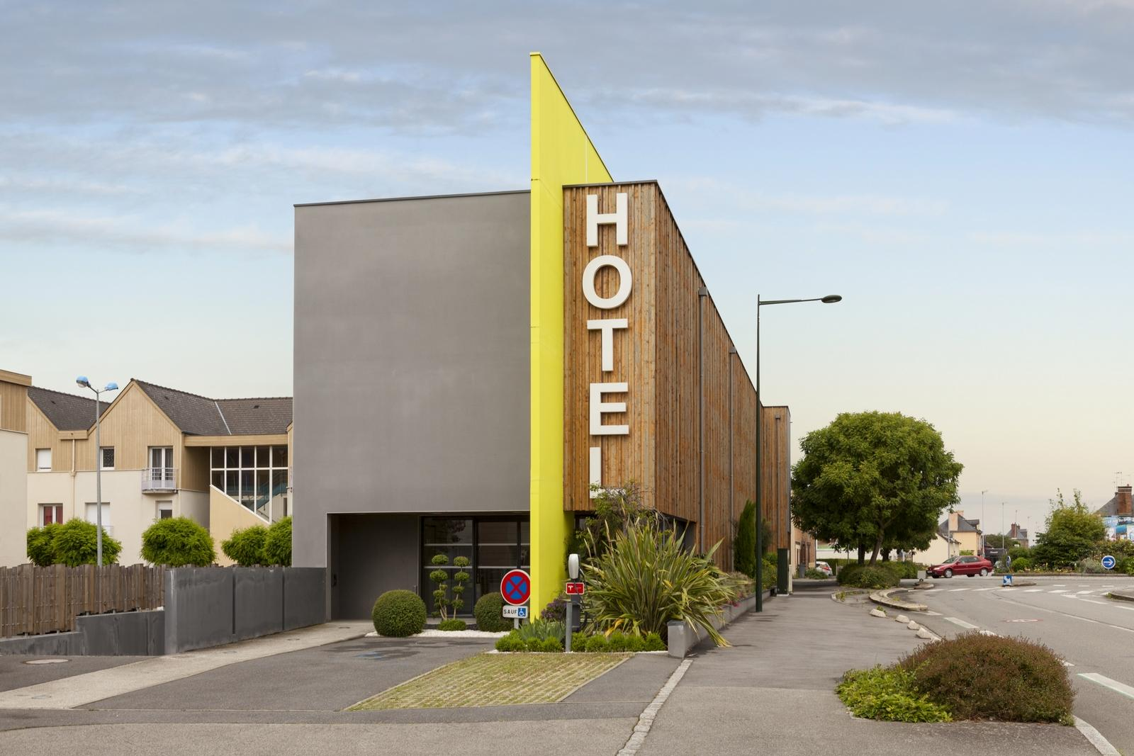 Hotel The Originals Rennes Sud La Chaussairie (Ex