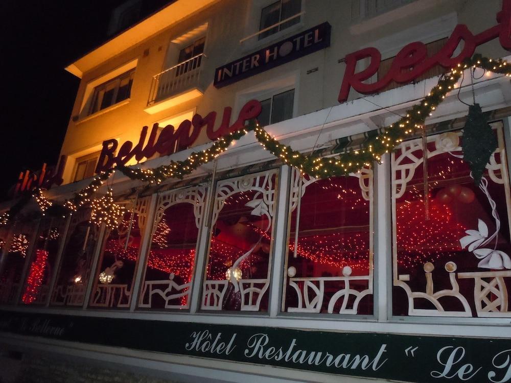The Originals City, Hôtel Le Bellevue, Montrichard