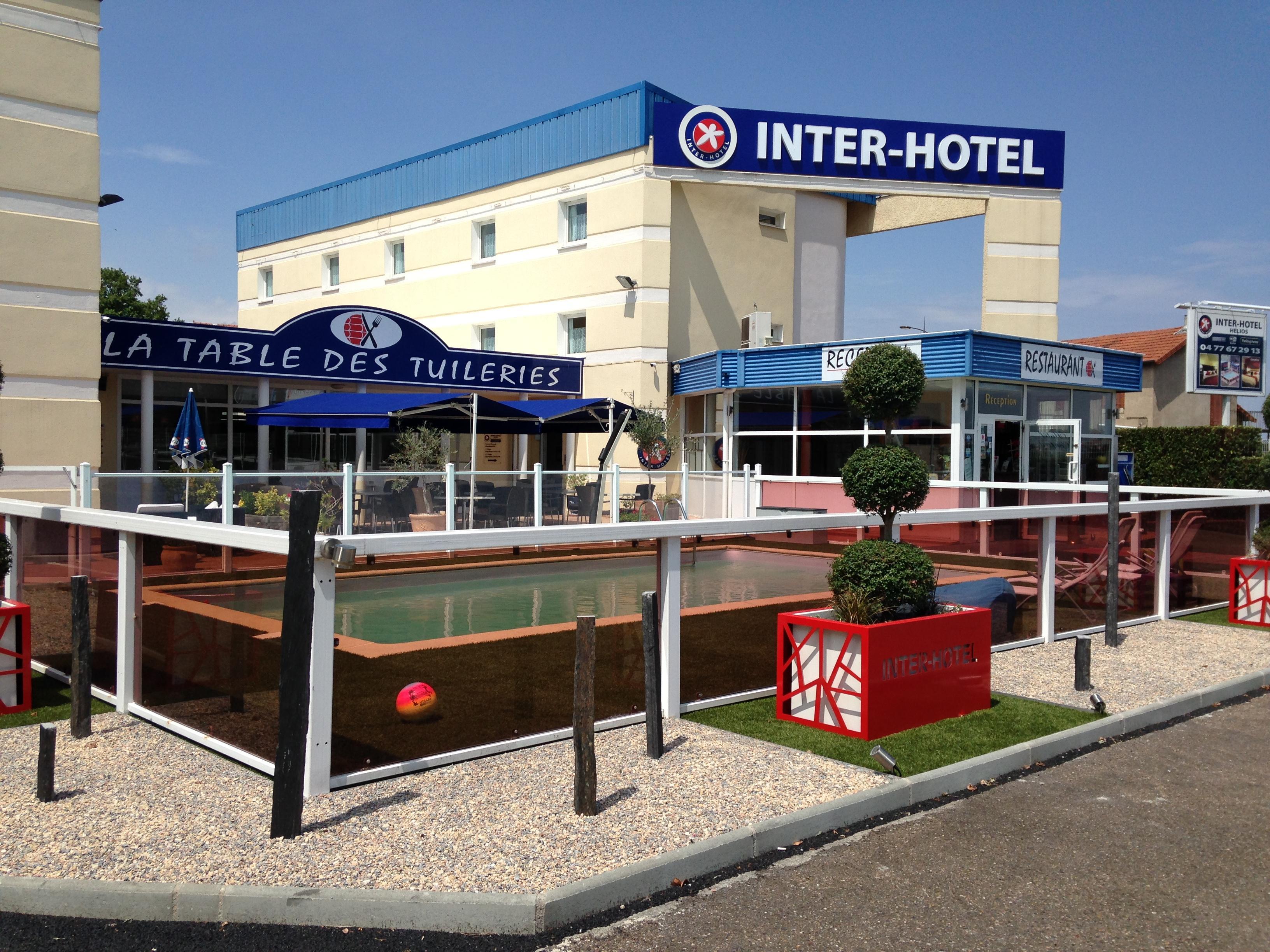 Hotel The Originals Roanne Nord Hélios (Ex Inter-H
