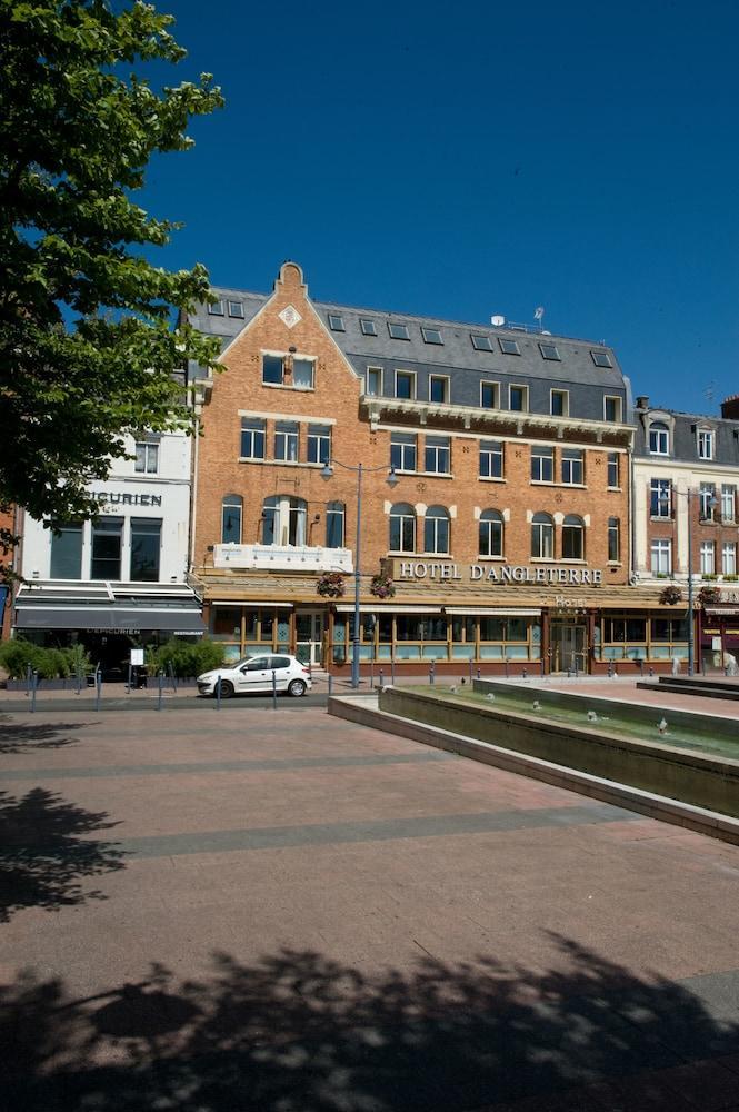 Hôtel D'angleterre Arras