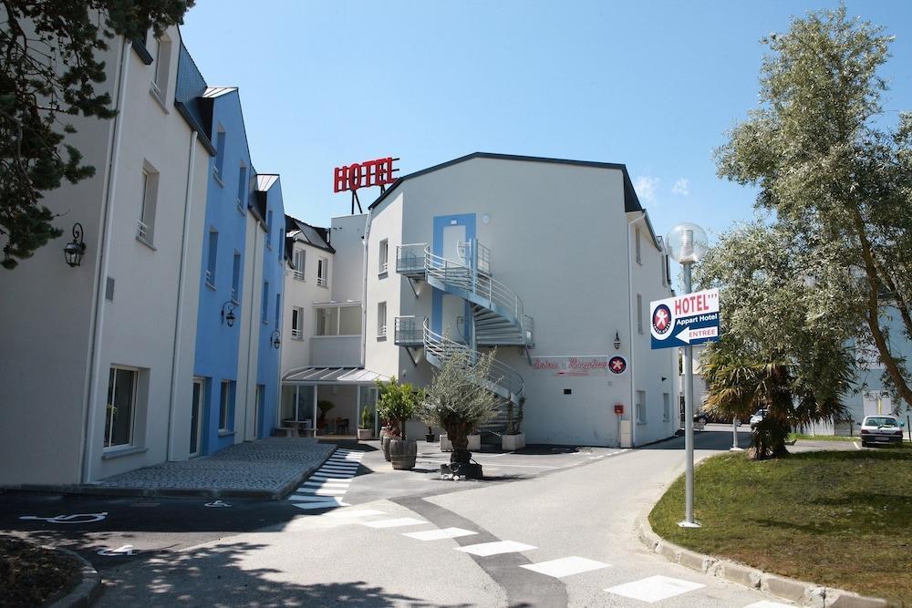 Hotel The Originals Pau Ouest Vamcel
