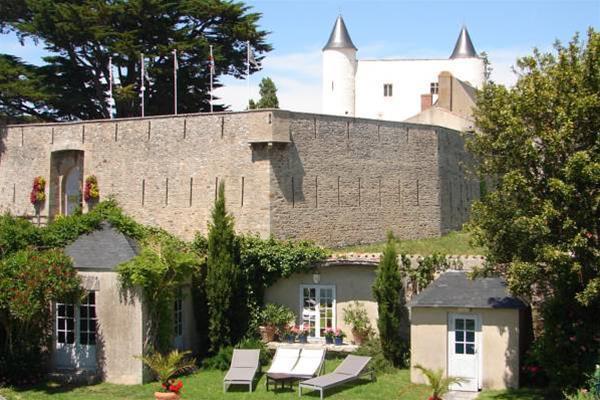 Le Général d'Elbée - Hôtel 4 étoiles & Spa NUXE