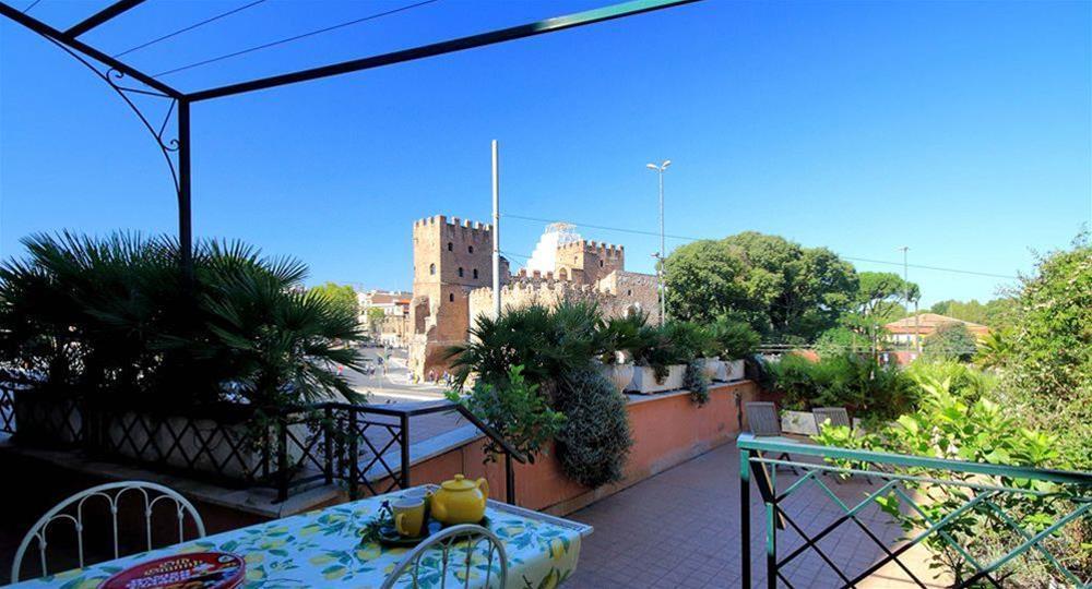 Aventino apartments - Historical area