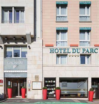 Hotel Du Parc - Restaurant François Gagnaire
