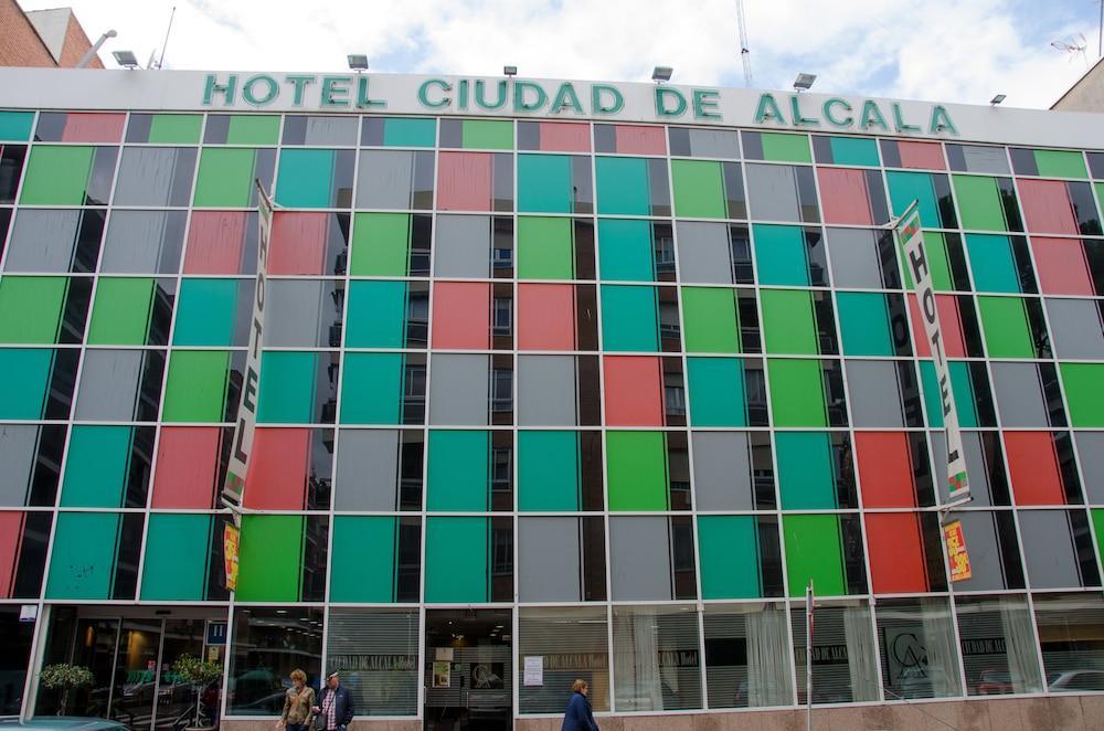 Ciudad De Alcala