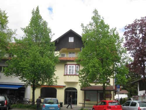 Hotel-Pension Ludwigshof