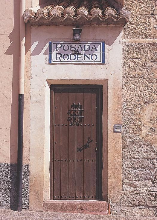 Hotel Rural El Ródeno