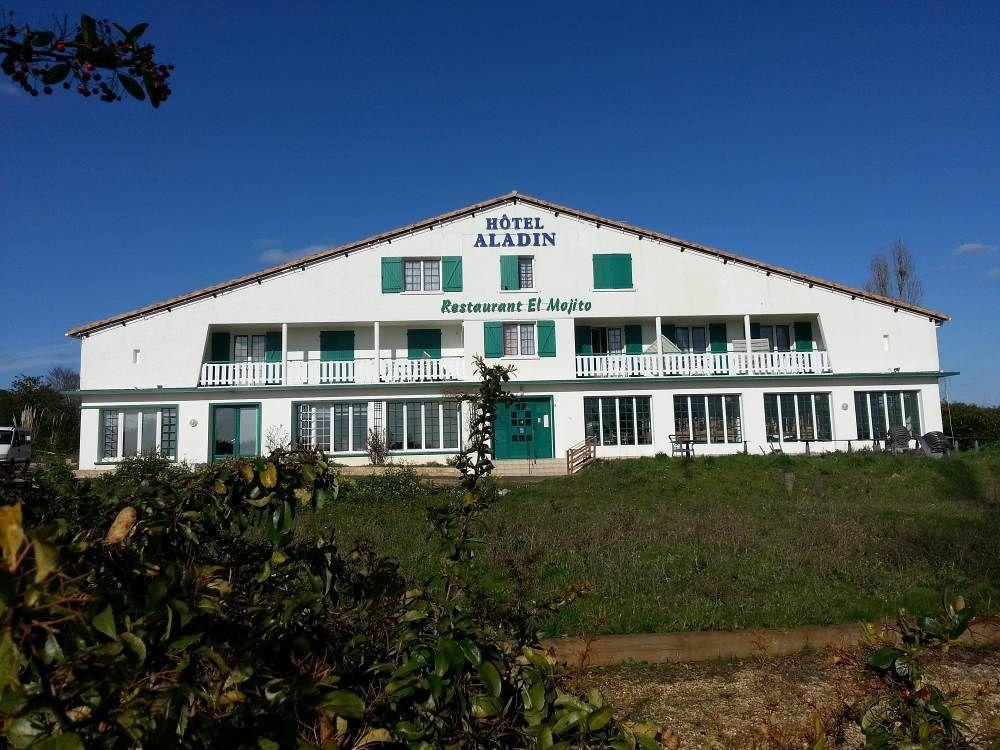 Hôtel Aladin Niort