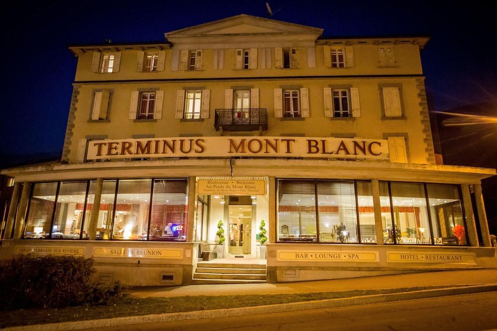 Hôtel Terminus Mont Blanc