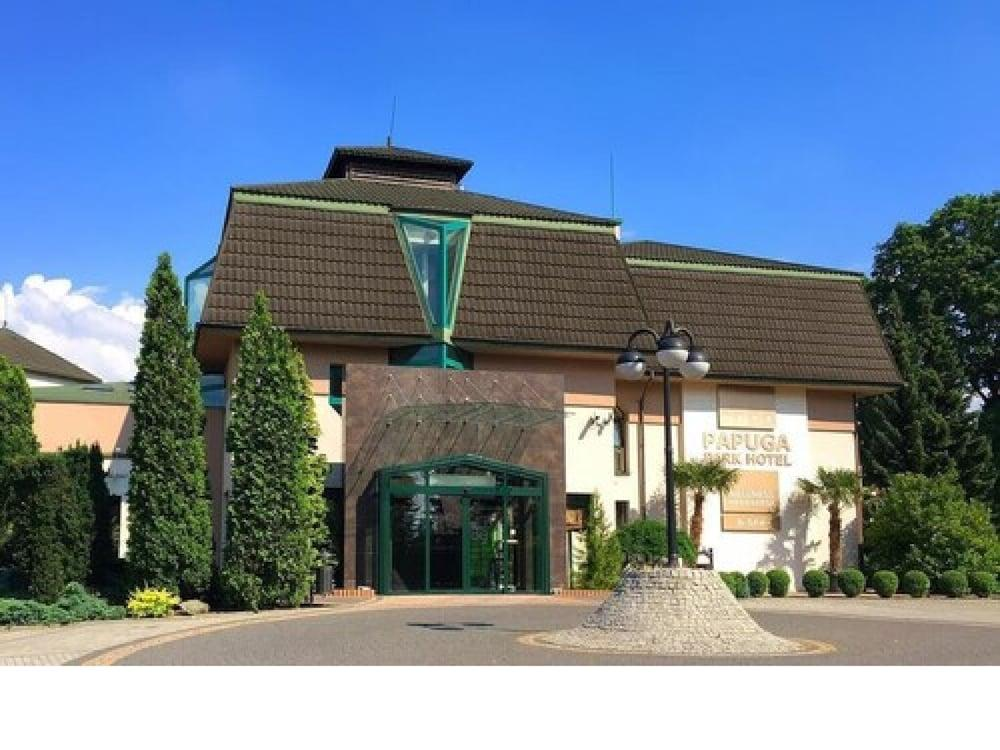 Papuga Park Hotel **** Spa & Wellness 4* Spa W Gór