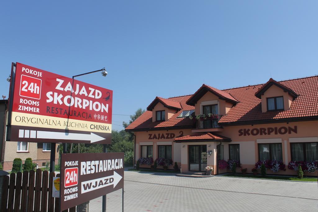 Zajazd Skorpion