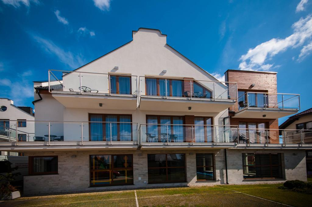 Marina Jastarnia - Apartamenty - Basen