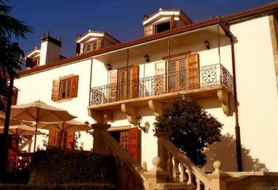 Domus Selecta Hotel Y Apts. Pazo Do Rio