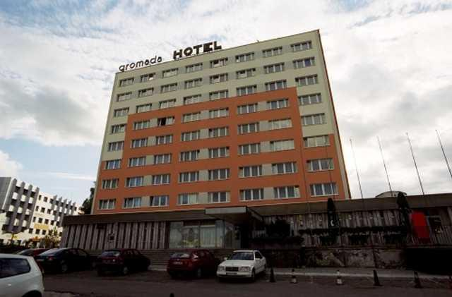 Hotel GROMADA.