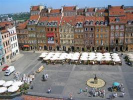 Rynek Starego Miasta - Inh 23736