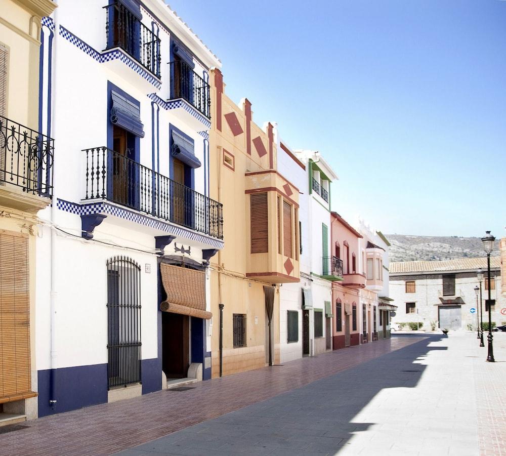 Rustic Med Casa Llorens