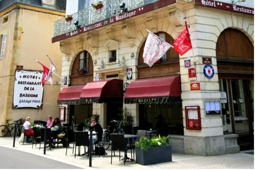 Hôtel Restaurant De La Basilique