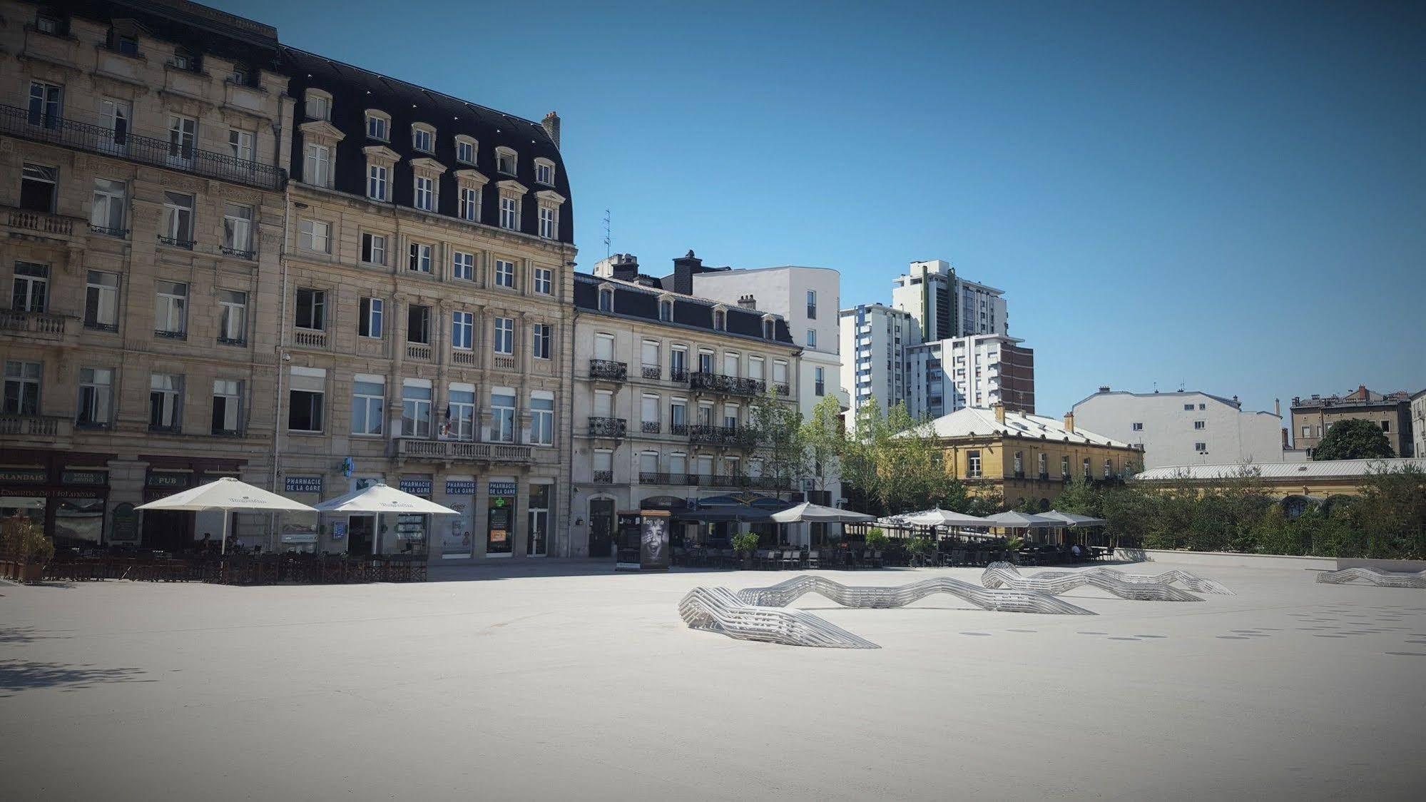 Appart'Hôtel Nancy Cœur de Ville