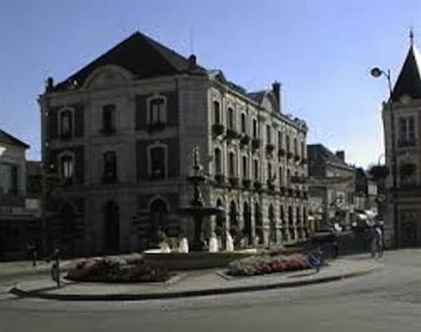 L'Hôtel Le Marais Romilly Sur Seine Centre