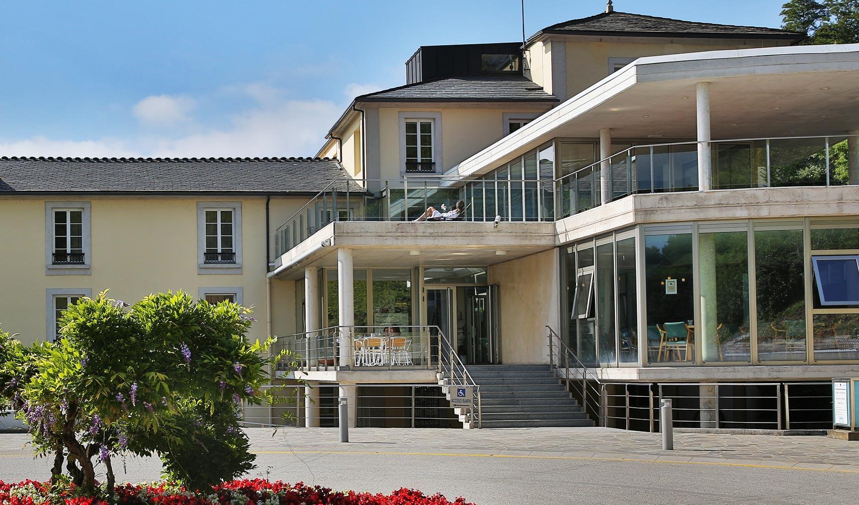 Balneario De Lugo - Hotel Termas Romanas