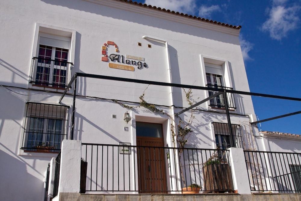 El Balcon De Alange Guesthouse