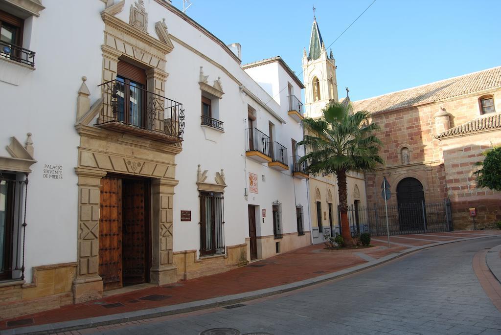 Palacio Sirvente Mieres