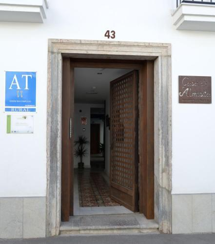 La Casa De Almocita