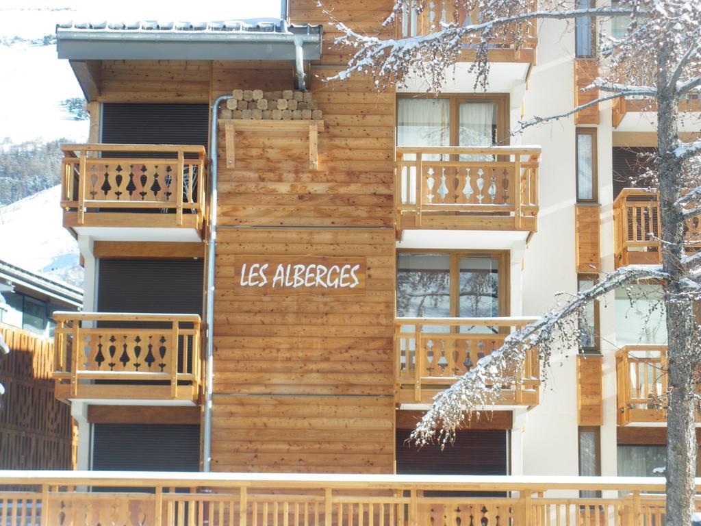 Apartment Résidence Les Alberges