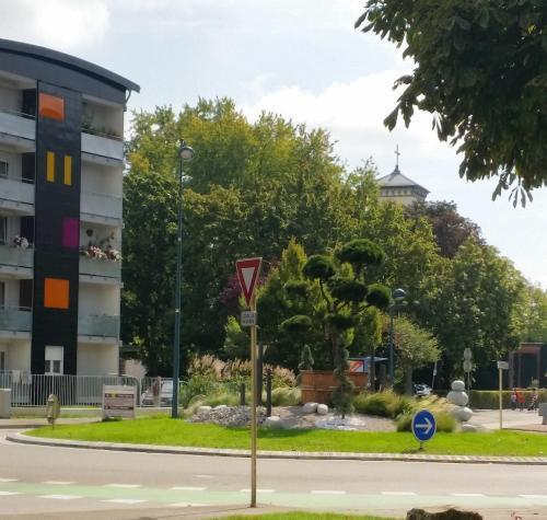 Studios Near Basel Airport