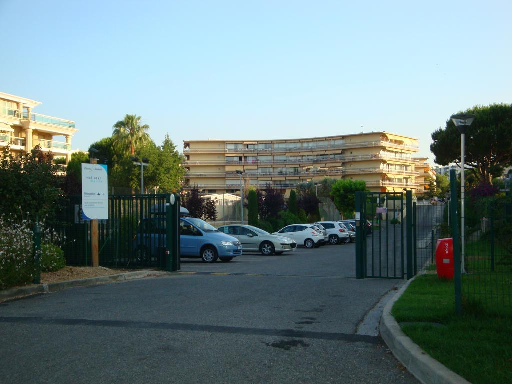 Appartement Résidence Héliotel