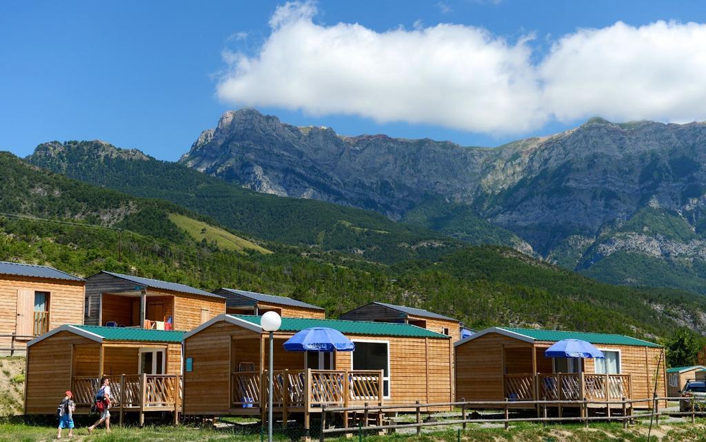 Domaine Résidentiel De Plein Air Odalys Les Berges