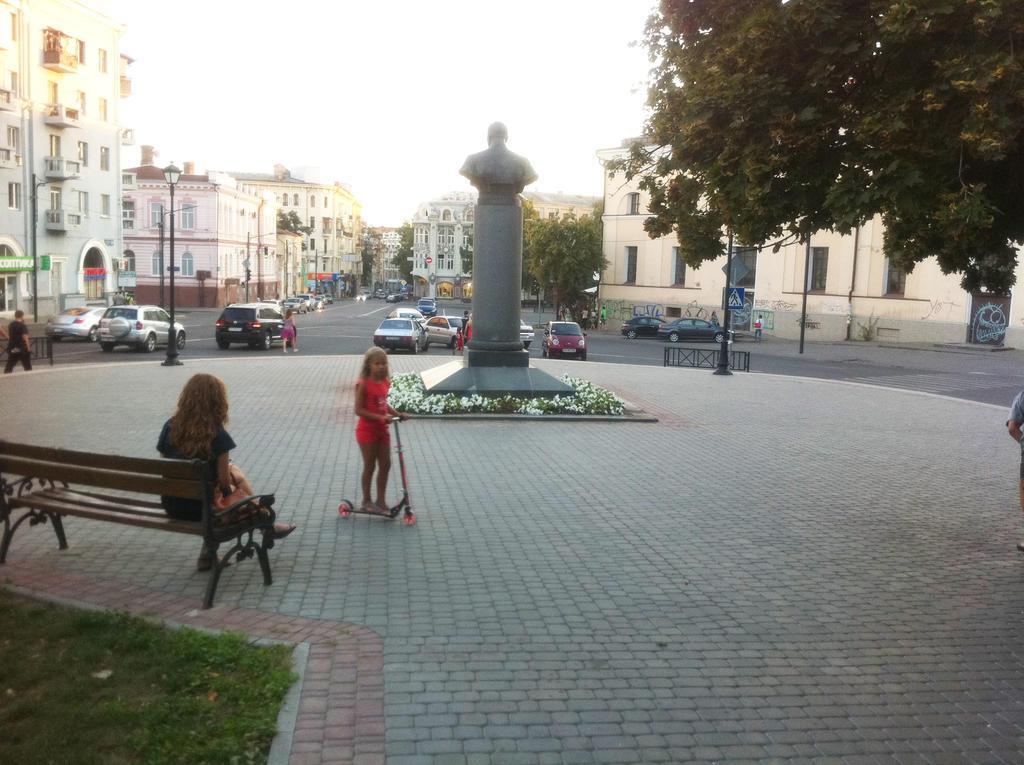 Apartments Elite Near Sovetskaya Subway Station