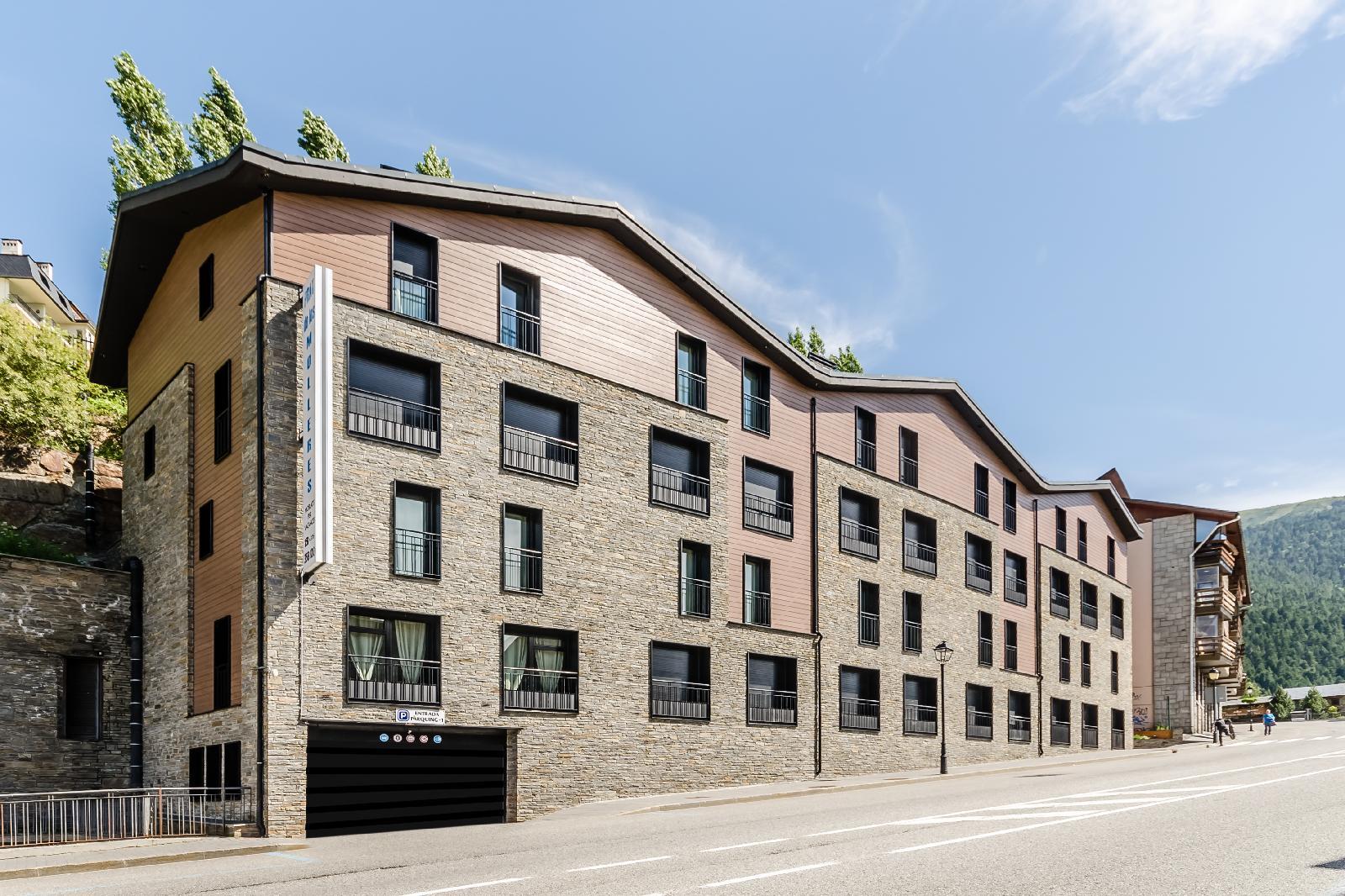 Apartamentos Prat De Les Molleres