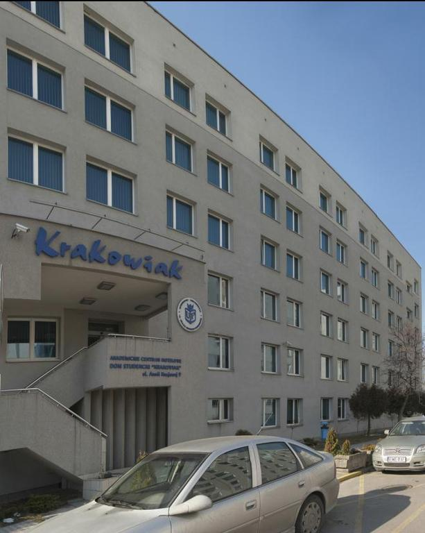 Akademickie Centrum Hotelowe Za kolumnami