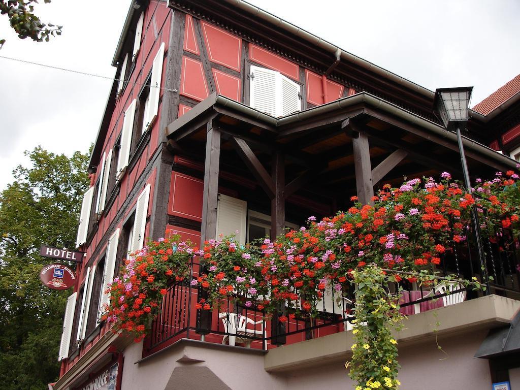 Hôtel La Maison Rouge
