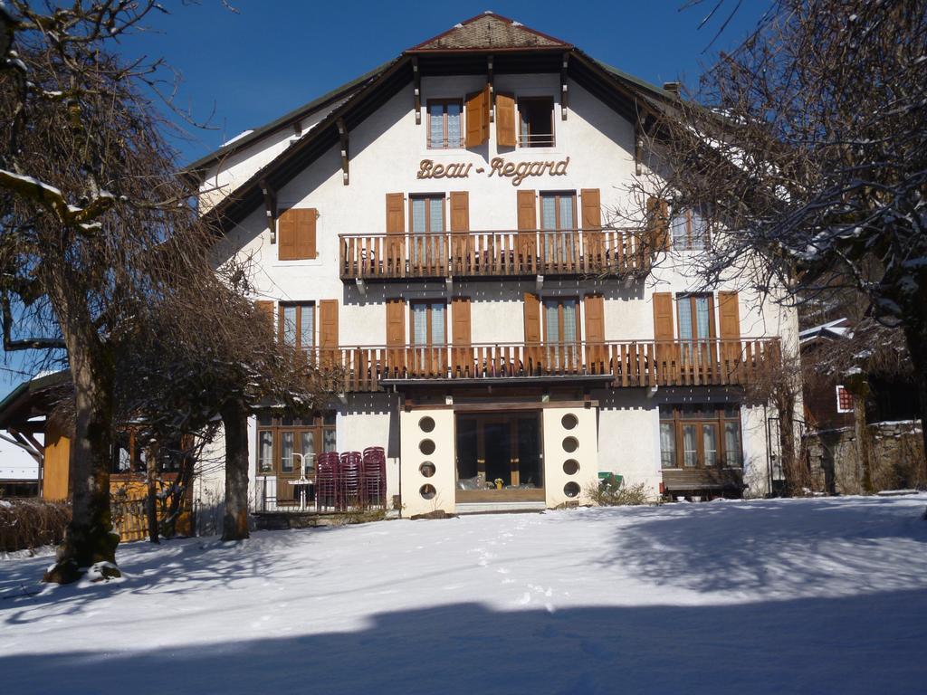 Hotel Lebeauregard Morzine