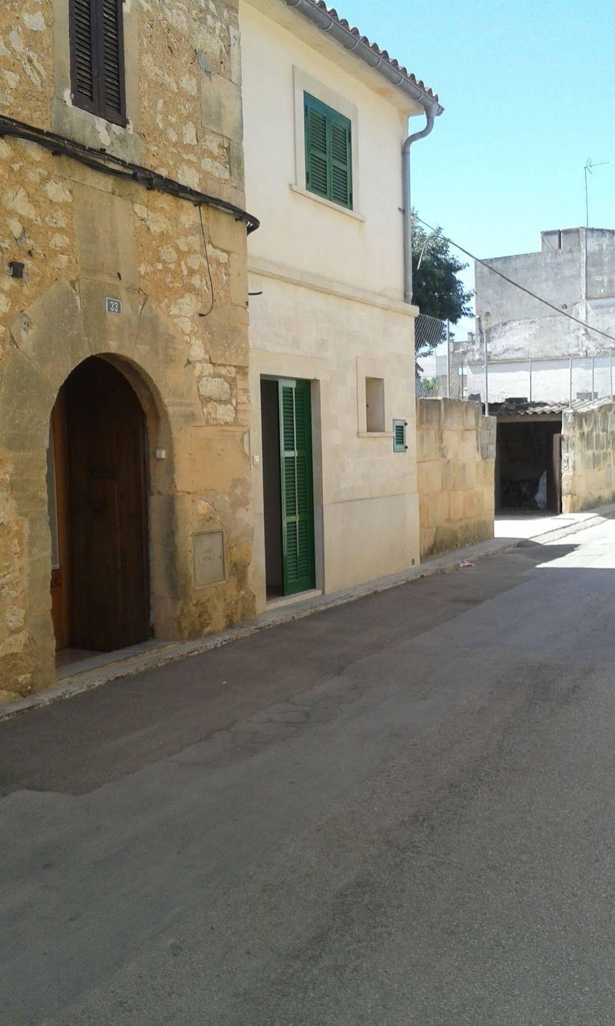 Casa Dorfhaus Porreras
