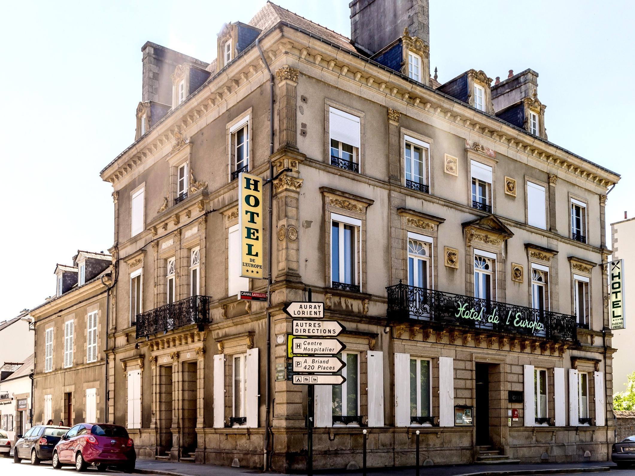 Hôtel L'Europe