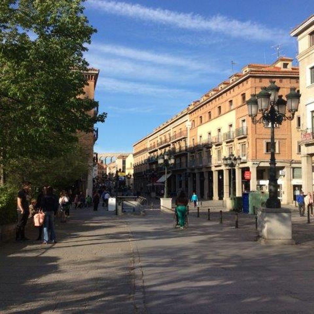 Apartment With 4 Rooms in Segovia, With Wonderful