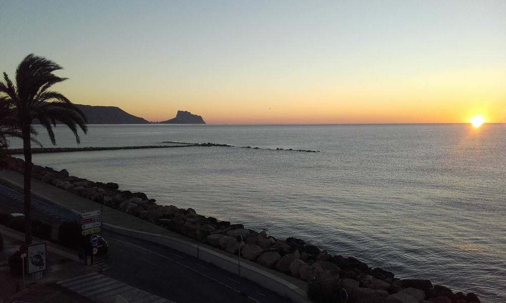 Apartment With 4 Bedrooms in Altea, With Wonderful