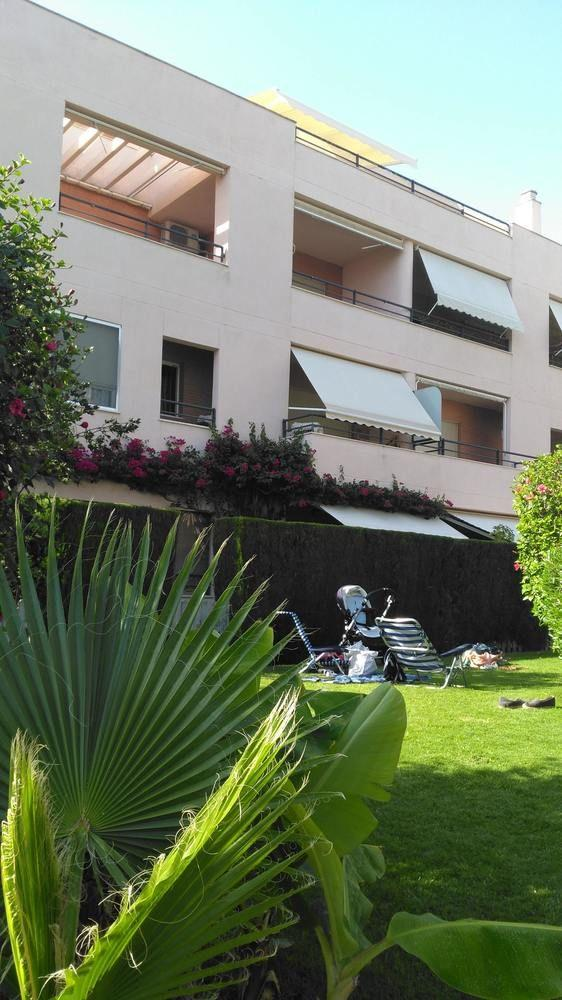 Apartment With 3 Bedrooms in Rota, With Pool Acces