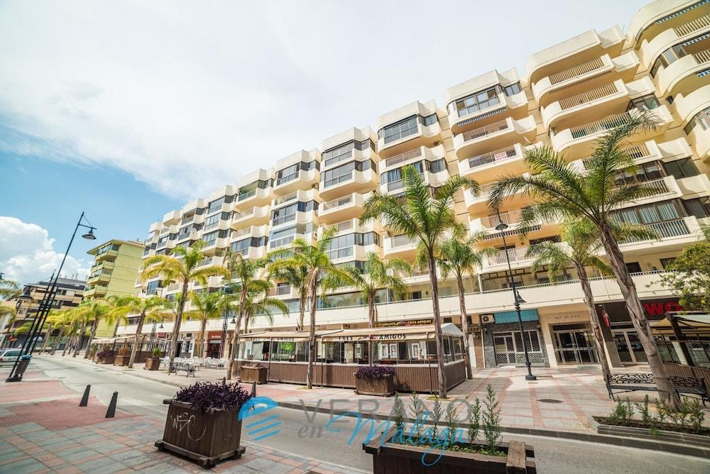 Apartment With 2 Bedrooms In Fuengirola, With Wond